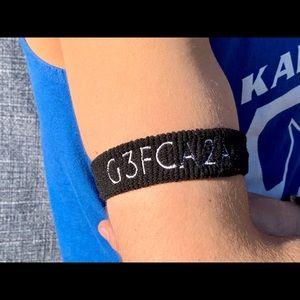 CHEER ATHLETICS G3FCA2A Arm/Calf sweat band